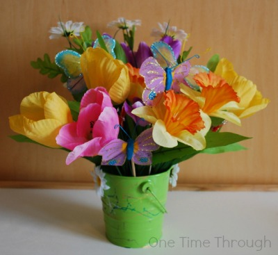 Arranged Flower Craft