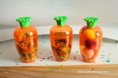 Carrot Treats