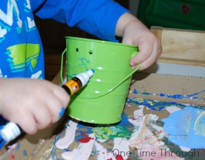 Decorating Flower Craft
