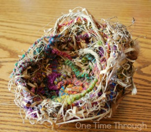 Finished Birds Nest