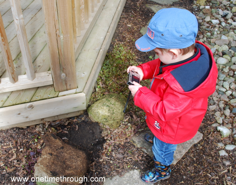seeds and spring hunt and easter hunt 101