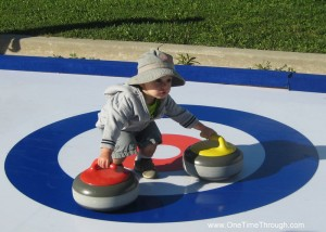 Adventurous Curling
