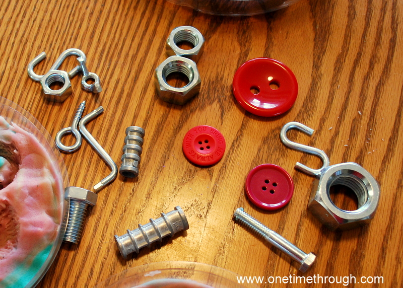 Nuts and Bolts for Personal Plaque