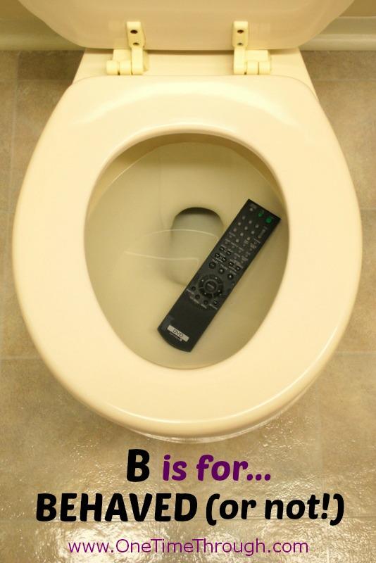 Toilet Behaviour