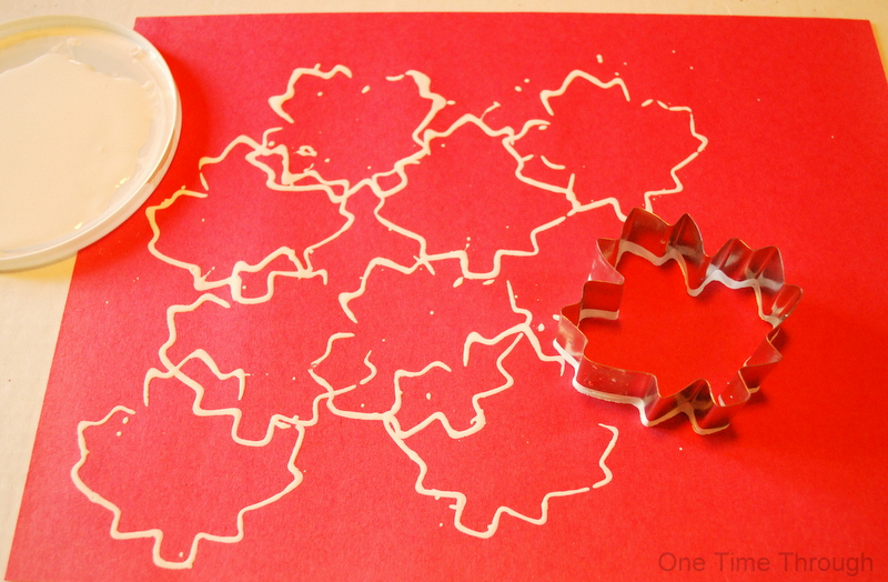 Canada Day Maple Leaf Printing