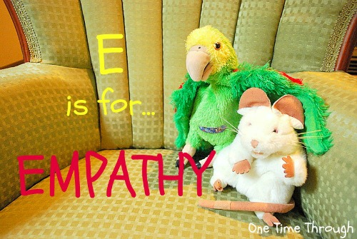 E is for Empathy