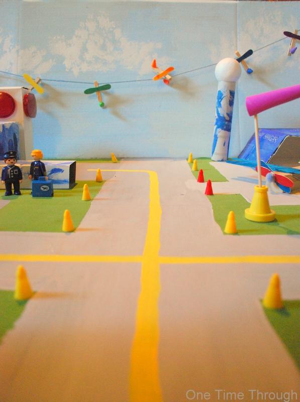 Kids Airport Runway