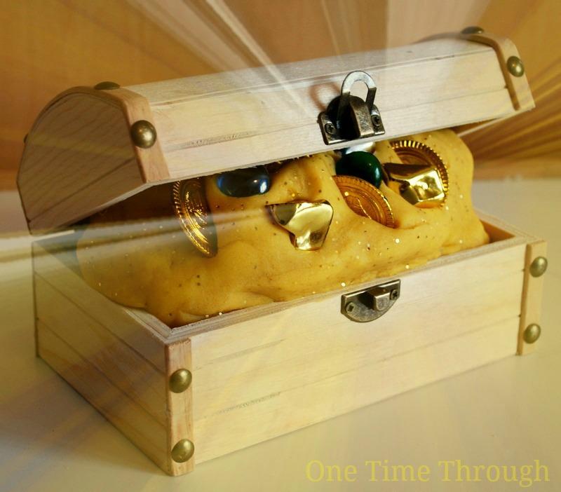 Treasure Playdough