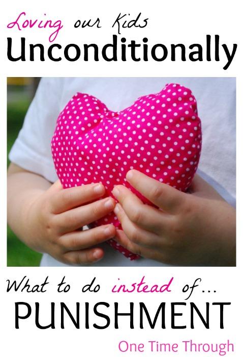Loving Kids Unconditionally