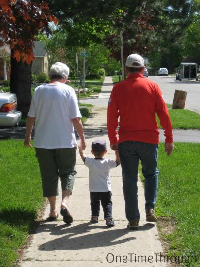 Loving Walking