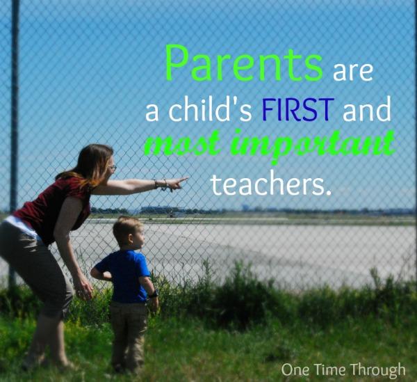 Parents are Teachers