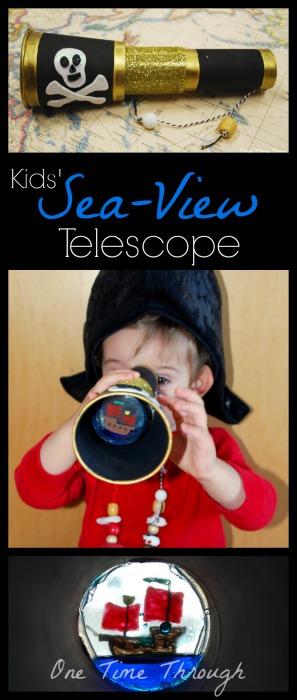 Sea View Telescope