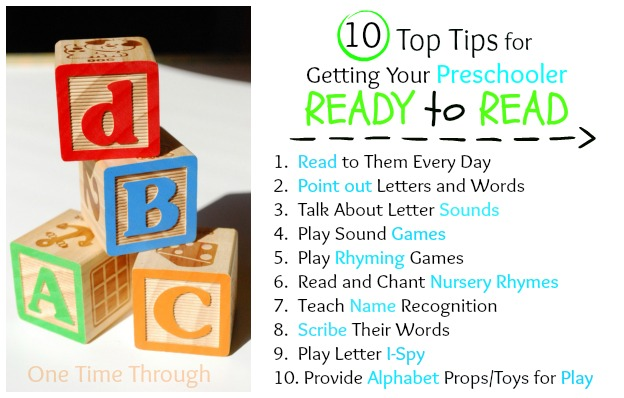 10 Top Reading Tips