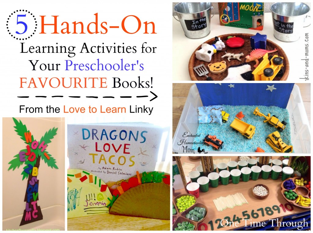5 Hands-On Learning Activities
