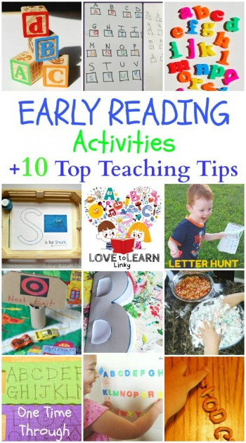 Early Reading Tips