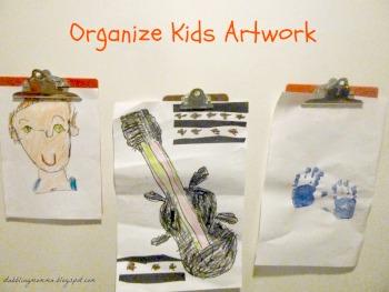Organizing Artwork