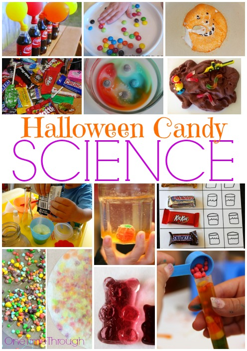 Halloween Candy Science