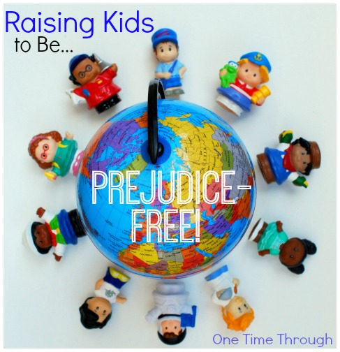 Raising Kids to Be Prejudice Free and Understanding