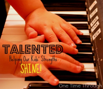 Talented Helping Our Kids' Strengths Shine