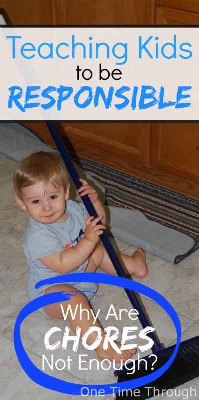 Teaching Kids to be Responsible