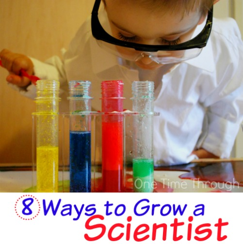 8 Ways to Grow a Scientist