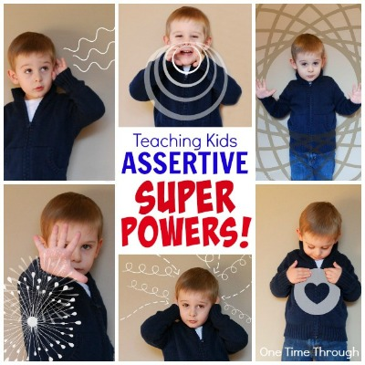 Assertive Super-Powers