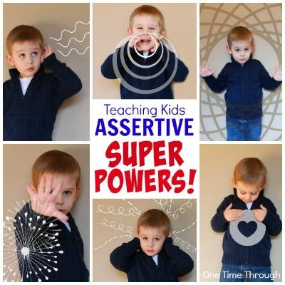 Assertive Super-Powers