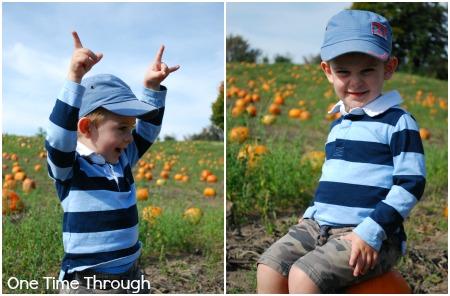 Celebrating Pumpkins
