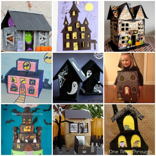 Haunted Houses to Make