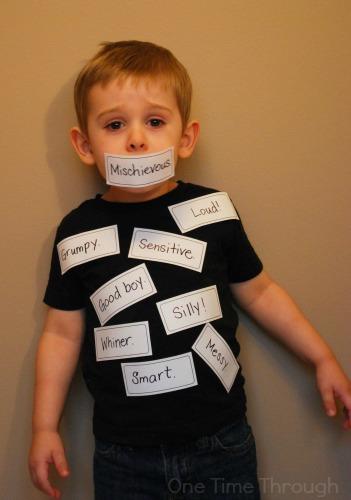 Labeling Damages Self-Esteem