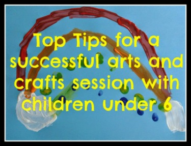 Tops Arts and Crafts Tips