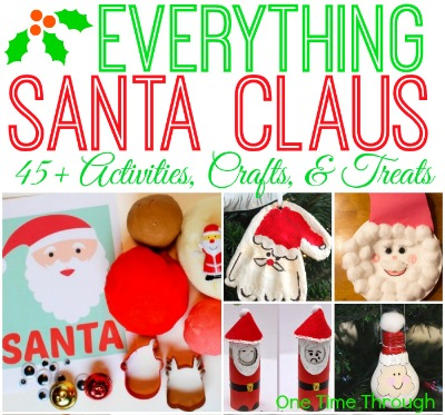 Everything Santa Claus