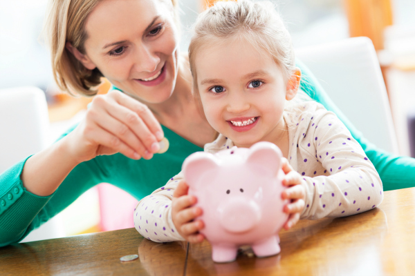 Helping Kids Learn About Money