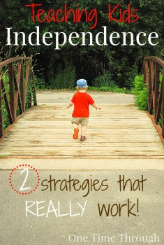 I is for Independence