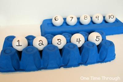 Number Snowballs