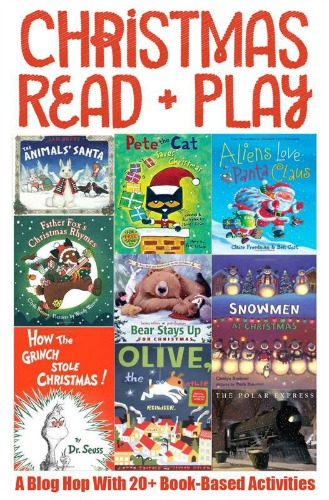 Christmas Read and Play Blog Hop