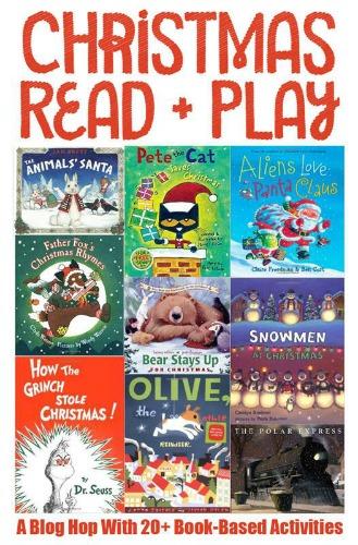 Christmas Read and Play Blog Hop