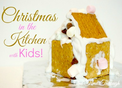 Christmas in the Kitchen with Kids