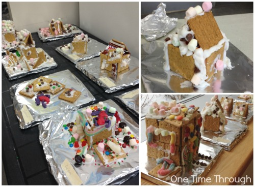 Gingerbread House Variety