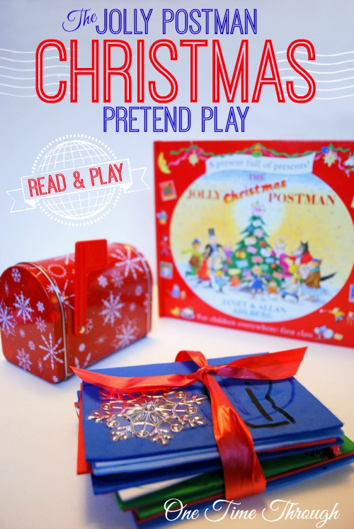 Jolly Postman Christmas Pretend Play