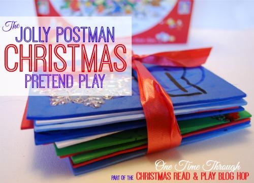 Jolly Postman Christmas Pretend Play
