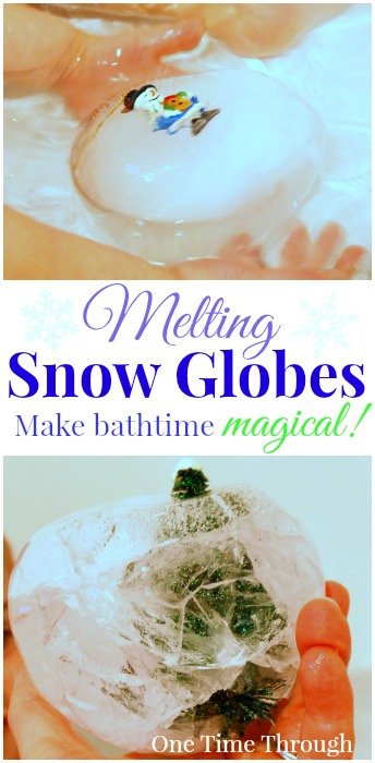 Melting Snow Globes
