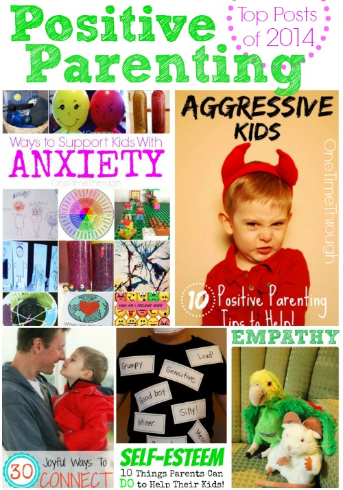 Positive Parenting Top Posts of 2014