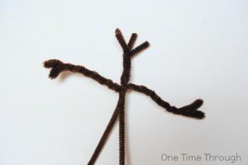 Stickman's arms