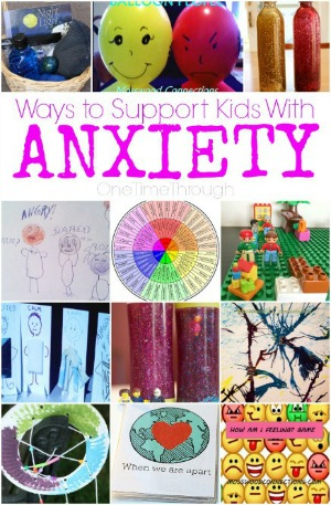 Ways to Support Kids with Anxiety: Parenting Tips