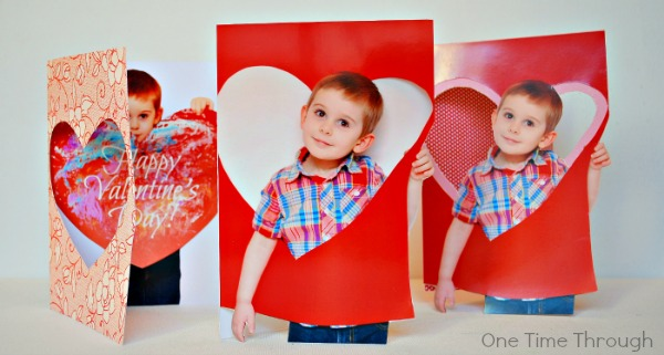 Different Valentines Photo Cards Ideas