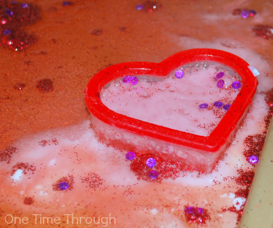 Fizzing Heart Love Potion