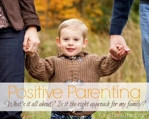 Positive Parenting Introduction