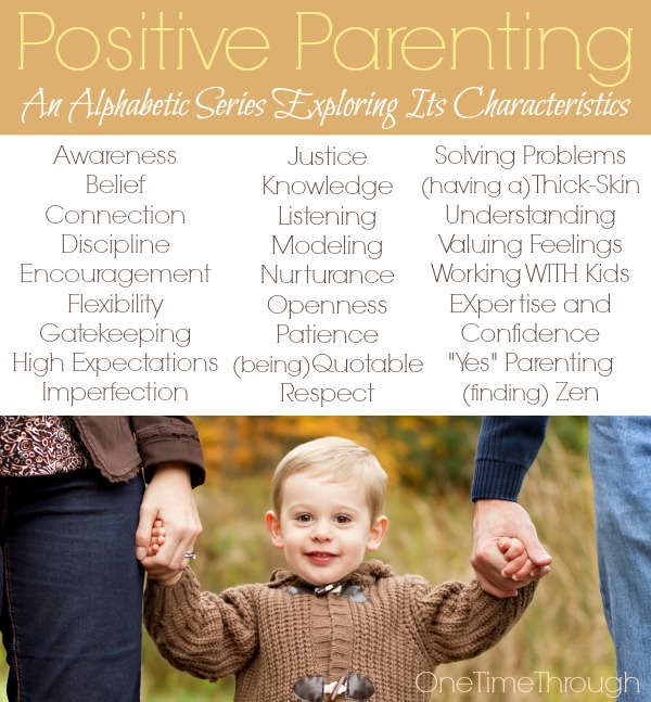 Positive Parenting Series Topics