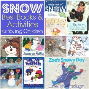 Snow Best Books and Activities for Kid